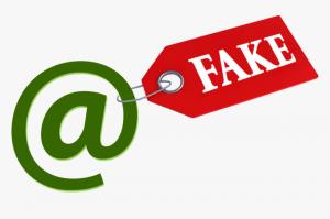 حملات جعل هویت ایمیل