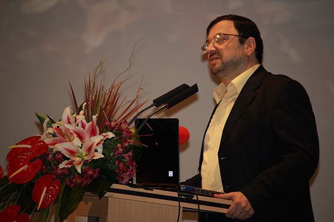 سخنرانی دکتر فیروزآبادی در دومین همایش ملی فضای مجازی پاک